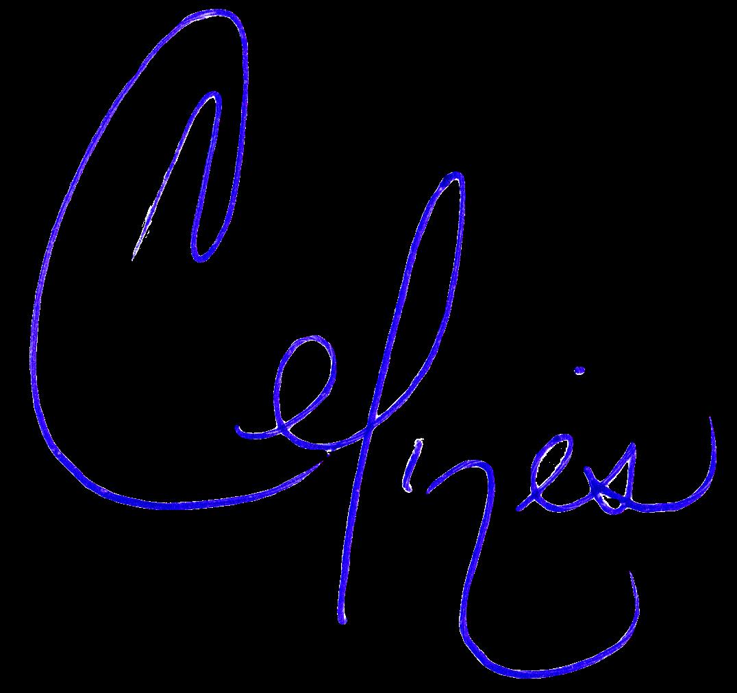 Celines - firma nombre